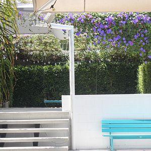 Studio 1342 Blue Bench