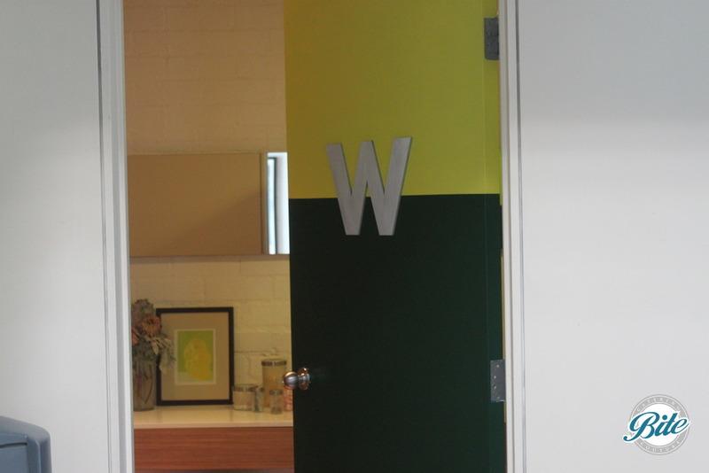 Studio 1342 Women's Restroom