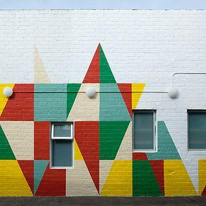 Studio 1342 Cocktail Mural