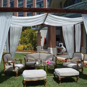Four Seasons Bridal Shower Brunch Lounge