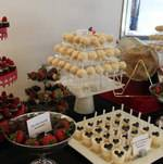 Assorted Dessert Display
