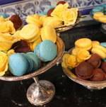 Macarons and Brownie Truffles