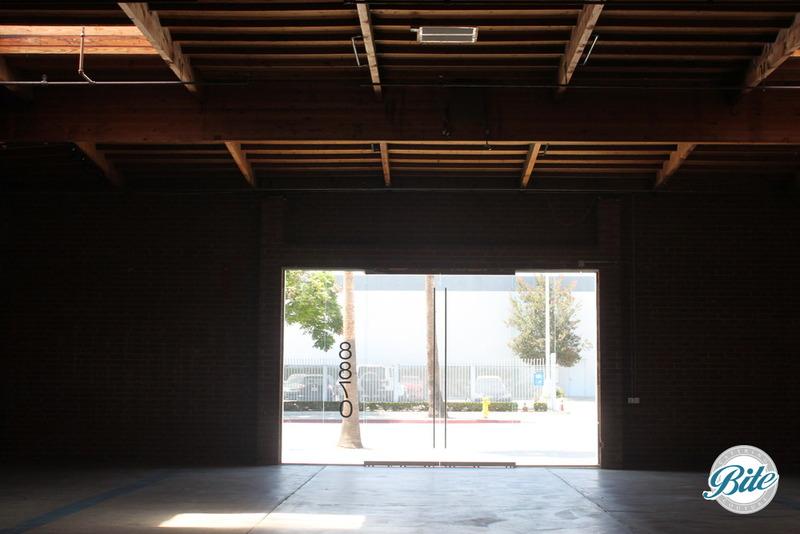 BookBindery Brick Building Entrance