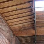 BookBindery Brick Building Skylight Red Brick