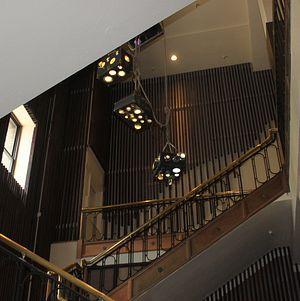 Blankspaces DTLA Entrance Stairs