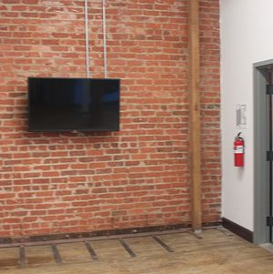 Blankspaces DTLA Entrance Elevator