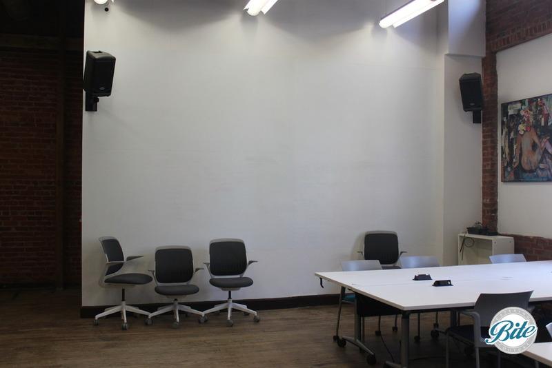 Blankspaces DTLA White Board Wall