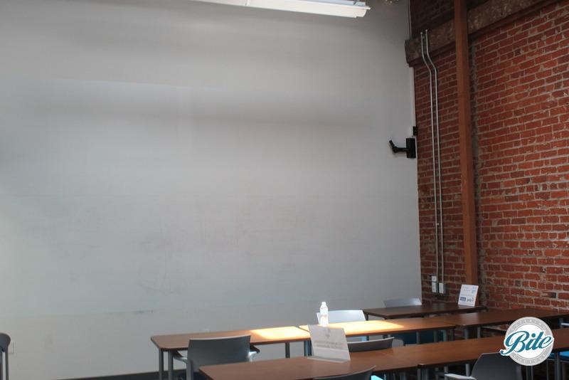 Blankspaces DTLA Classroom Front