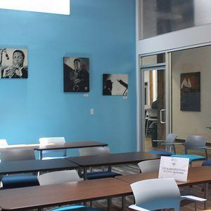 Blankspaces DTLA Classroom Side