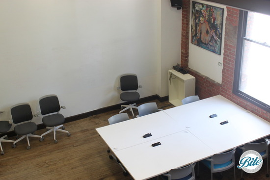 Blankspaces DTLA Classroom Upstairs View