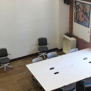 Blankspaces DTLA Classroom Upstairs View