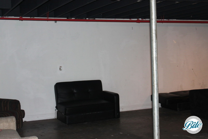 Mad Ave Lounge Area